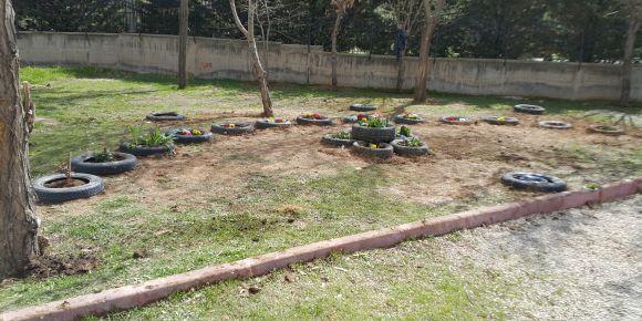 Doğa ve çocuk projesinde Ertuğrul Gazi ortaokulu anasınıfı konya