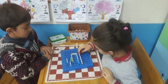 Geyikçeli İlkokulu 2/A sınıfı