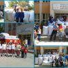 Düziçi Alibozlu İlkokulu/Ortaokulu mavi kapak toplama kampanyasında birinci oldu