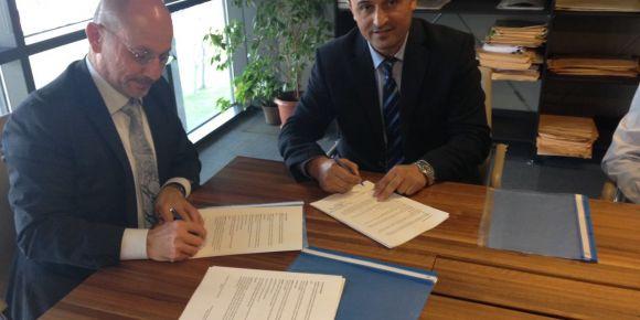 Abdullah Gül Üniversitesi ile 75. yıl Cumhuriyet Anadolu Lisesi arasında protokol imzalandı
