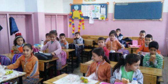 Sağlıklı nesiller için öğretmenimizle birlikte beslenme