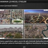 Arazi Kullanımının Çevresel Etkileri - 1