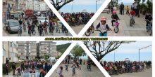 Kastamonu Abana Atatürk İlk ve Ortaokulu bisiklet turu