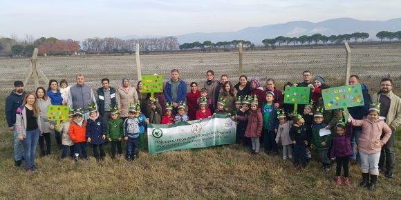 Yeşilalana Karbon Ayakizi (Doğa Telafi Proğramı) Projesi