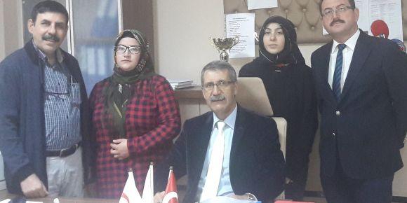İnegöl Kırcalı MTAL TDK kompozisyon Bursa finallerinde