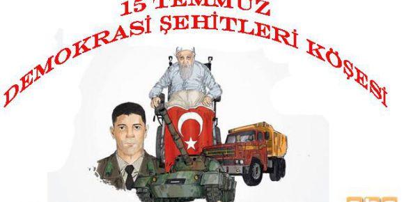 15 Temmuz Demokrasi Zaferi ve Şehitlerimiz Anısına