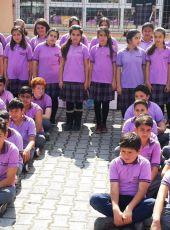 Fethiye Patlangıç Ortaokulu -14 Mart Dünya Pi (π) Günü  coşkuyla kutlandı.