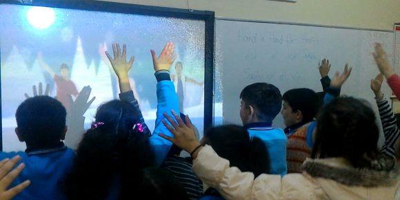 Sınıfta Dans