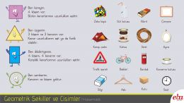 Geometrik Şekiller ve Cisimler-2