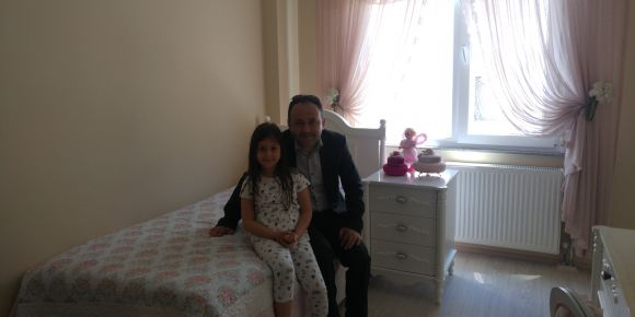 Selin'i  ziyaret