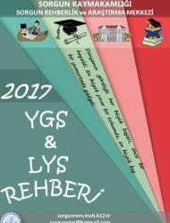 Sorgun RAM 2017 YGS-LYS Rehberi