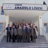 Çorum İl Eğitim Denetmenleri FATİH Projesi Teknoloji ve Liderlik Forumu Kursunda..