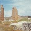 Antalya, Perge Harabeleri 1972