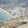 Antalya, Alanya Genel Görünümü 1972