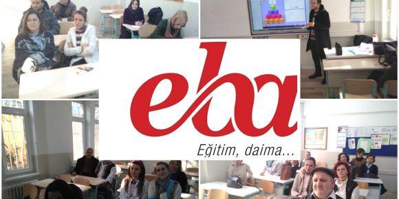 Yıldırım Setbaşı Ortaokulunda  EBA tanıtım semineri yapıldı