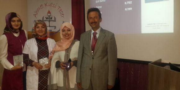 Okulumuzda EBA-antropi bilgi yarışması düzenlendi