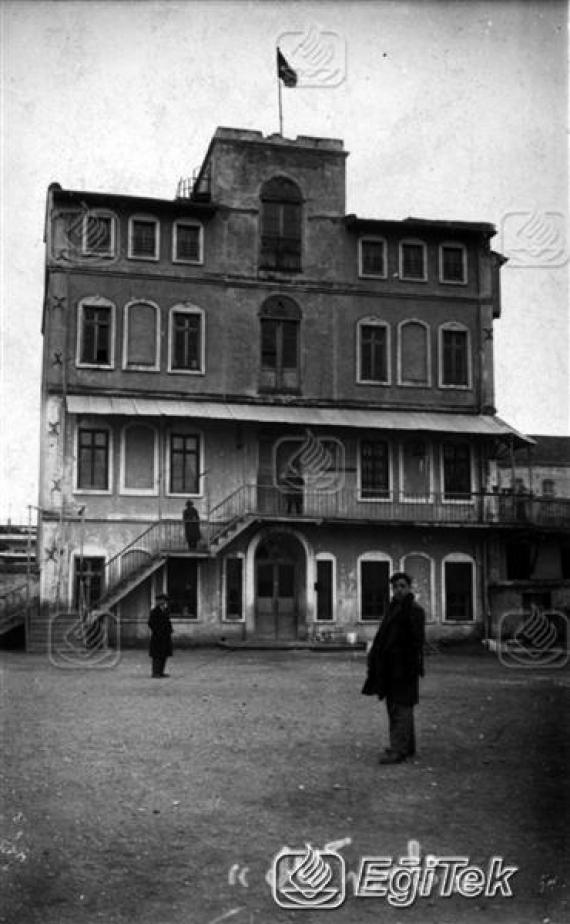 Adana Namık Kemal  İlkokulu,1928