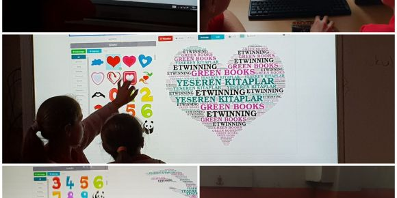 Öğrencilerimiz Web 2.0 Araçlarını Kullanıyor