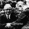 İsmet İnönü Ve B.Johnson