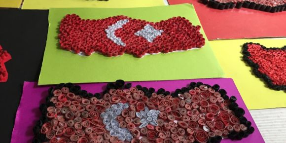 Türk bayrağı tasarımları