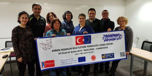 Avrupa Pedagojik Bilgi İletişim Teknolojisi Lisansı Eğitimi