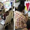 """Sincan Ali Aktürk Özel Eğitim Uygulama Merkezi'nden """"Engel Tanımayan Renkler"""" Projesi"""