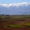Muş, Kürtik Dağı ve Muş Ovası