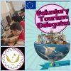 """""""Voluntary Tourism Delegates"""" eTwinning projesi afiş yarışmasında birinci olduk"""
