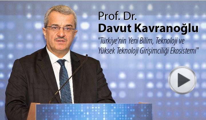 Prof.Dr. Davut Kavranoğlu