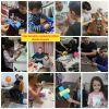 Sevgi Anaokulu velileriyle birlikte stem projeleri yapıyor