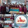 7-13 Nisan Dünya Sağlık Haftasında  sınıfımızda vitamin şenliği yaptık