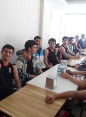 Kozan Yusuf Baysal Anadolu Lisesi Basketbol Takımı Yarı Finalde!