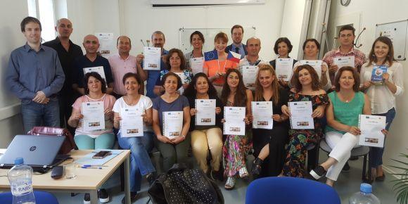 Cumhuriyet İlkokulu Erasmus projesiyle dijital becerilerde farklılık yaratıyor