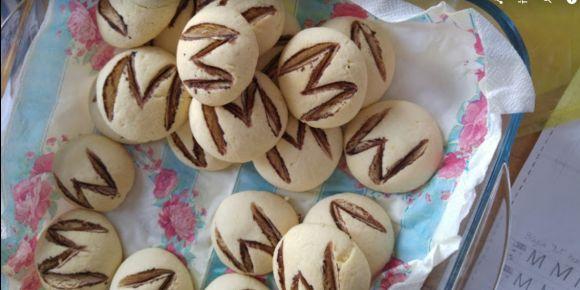Mm harfini kurabiye yiyerek öğrendik
