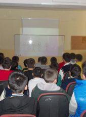 Uzunköprü Yunus Emre Ortaokulunda Bilinçli ve Güvenli İnternet Kullanımı Semineri Verildi
