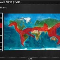 Doğadaki Tehlikeler - 1 Deprem, Heyelan