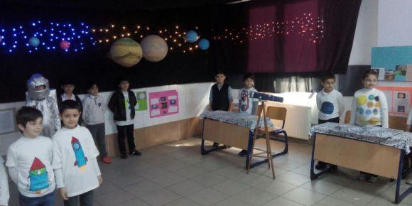 Ali Firdevs Lizor İlkokulunda Bilim Sokağı etkinliği