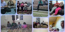 Boyabat Fatih Sultan Mehmet İmam Hatip Ortaokulu öğrencileri ailesi ile birlikte okuyor