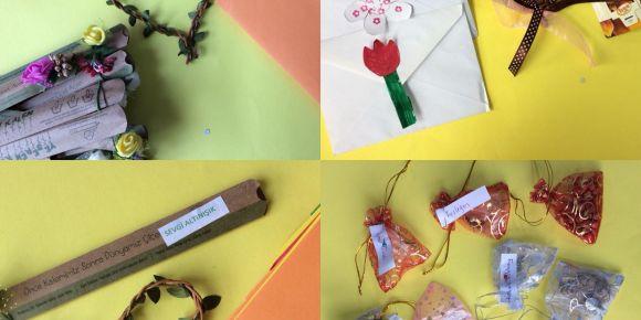 Çiçek Kardeşliği projesiyle gelen mutluluk