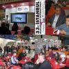 33. İstanbul Uluslararası Kitap Fuarı Başladı.