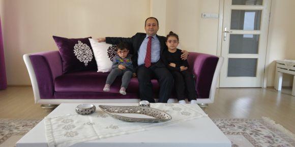 Azra Begüm Özcan'ı ziyaret