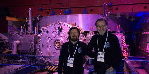 Okulumuz ve Hatay'ın bilim temsilcileri CERN'de