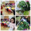 Bursa Dumlupınar Anaokulu tomurcuklar sınıfı doğadan sınıfıma organik çalışmalar projesi