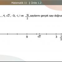 Karmaşık Sayılar - 3