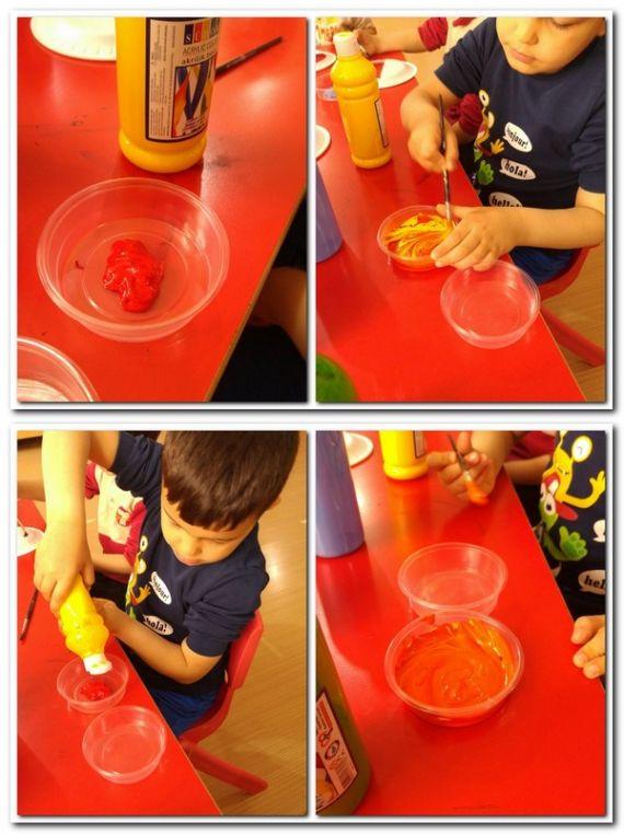 Renkler Karışırsa Eğitim Bilişim Ağı