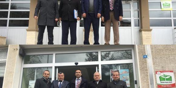 Trabzon Yomra'da FATİH Projesi çalışmaları incelendi