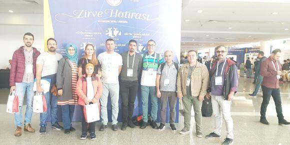 Yozgat Kodluyoz Proje Ekibi olarak Fatih Etz 2018' e katıldık