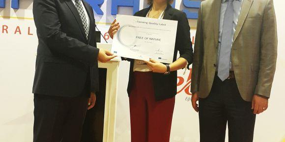 Özel Gazi Koleji'nin Etwınnıng Projesine Hem Ulusal Hem Avrupa Kalite Etiketi Ödülü