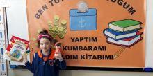 Atatürk ilkokulu yaptım kumbaramı aldım kitabımı etkinliği