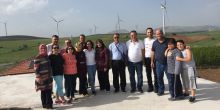 Adana İbn-i Sina İlkokulu öğretmenleri gezerek stres attı